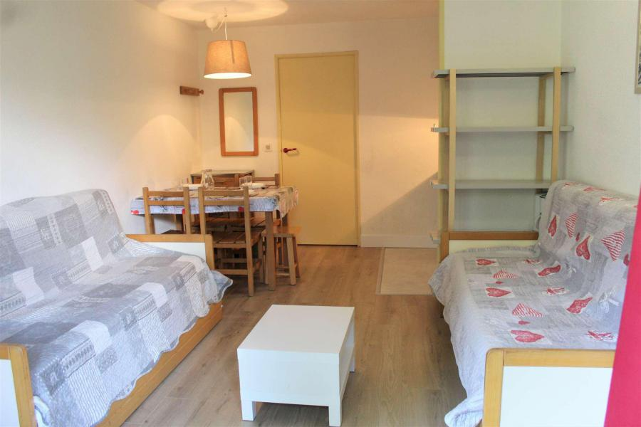 Rent in ski resort Studio sleeping corner 4 people (435) - Résidence l'Eyssina - Vars