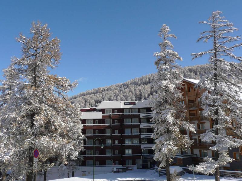 Аренда на лыжном курорте Résidence l'Eyssina - Vars