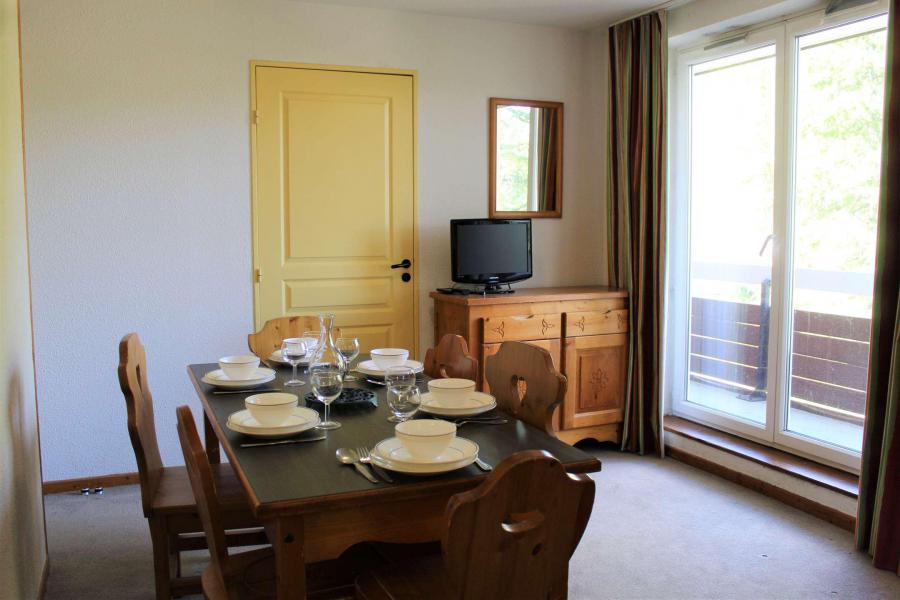 Аренда на лыжном курорте Апартаменты 3 комнат 8 чел. (309) - Résidence l'Eyssina - Vars