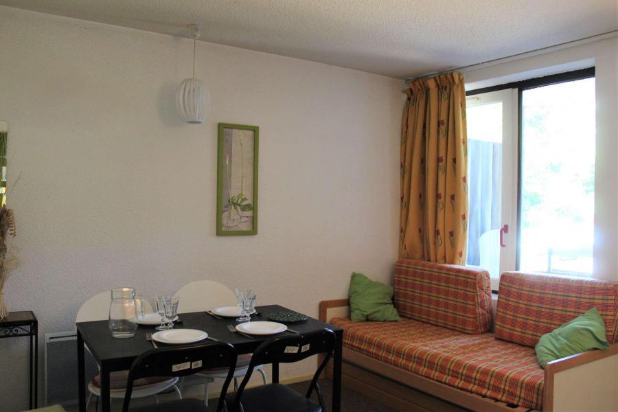 Rent in ski resort Studio cabin 4 people (438) - Résidence l'Eyssina - Vars - Kitchenette