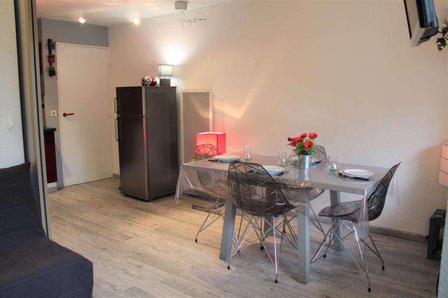 Rent in ski resort Studio cabin 4 people (888) - Résidence l'Eyssina - Vars - Living room