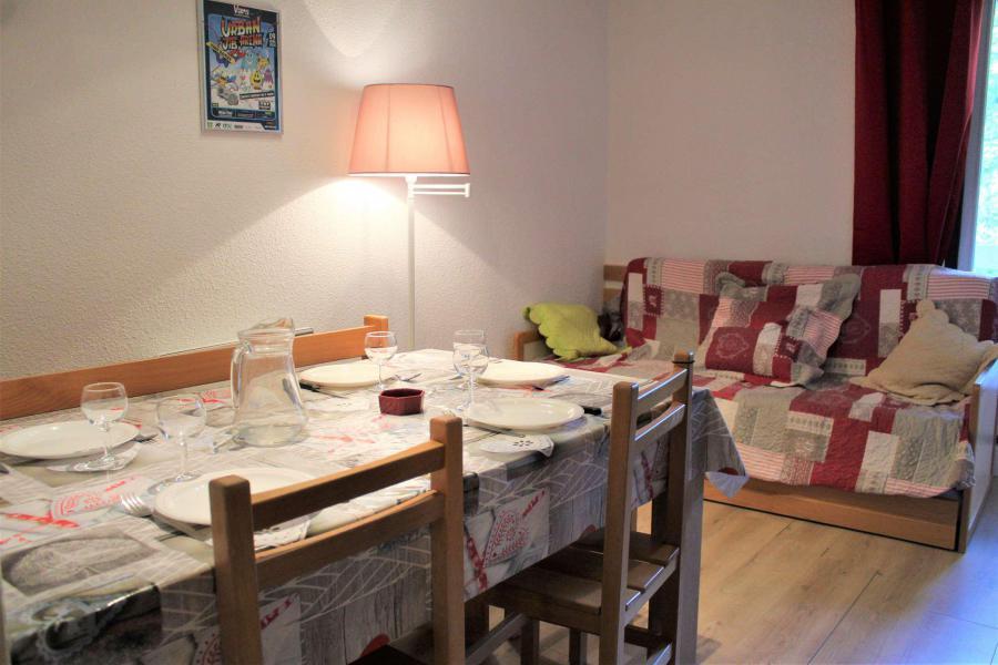 Rent in ski resort Studio cabin 6 people (670) - Résidence l'Eyssina - Vars - Cabin