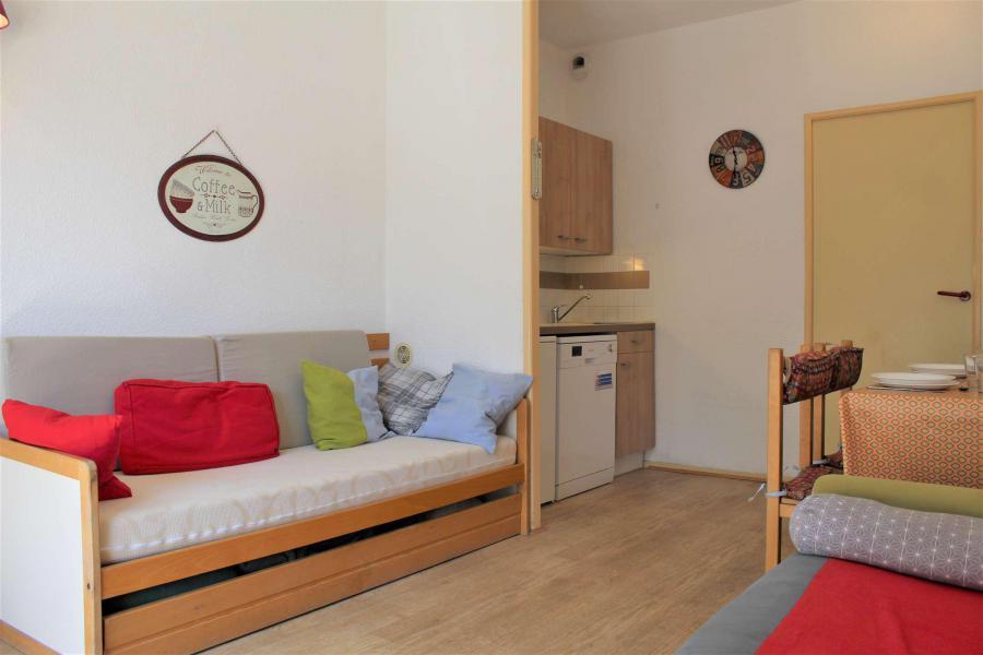 Rent in ski resort Studio sleeping corner 4 people (213) - Résidence l'Eyssina - Vars - Bathroom