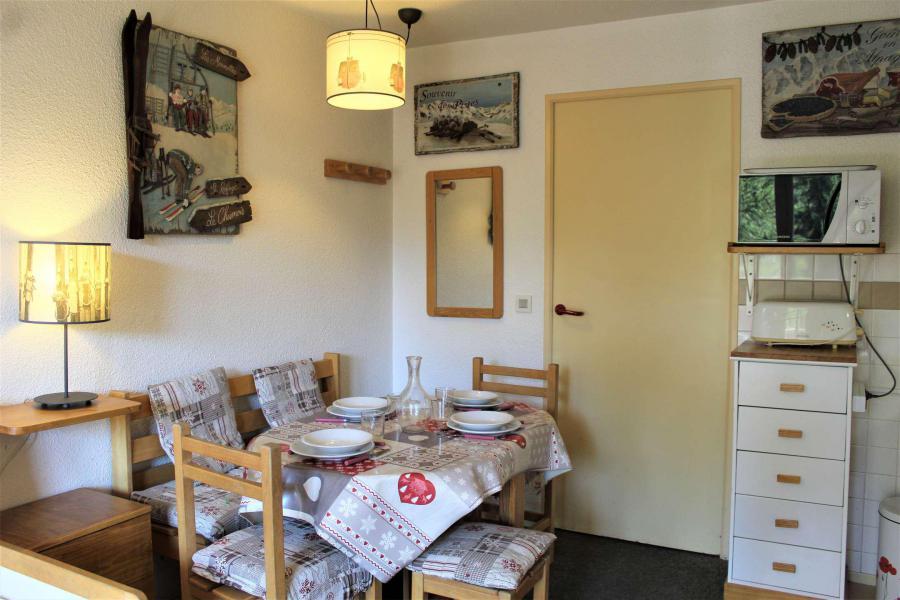Rent in ski resort Studio sleeping corner 4 people (548) - Résidence l'Eyssina - Vars - Bath-tub