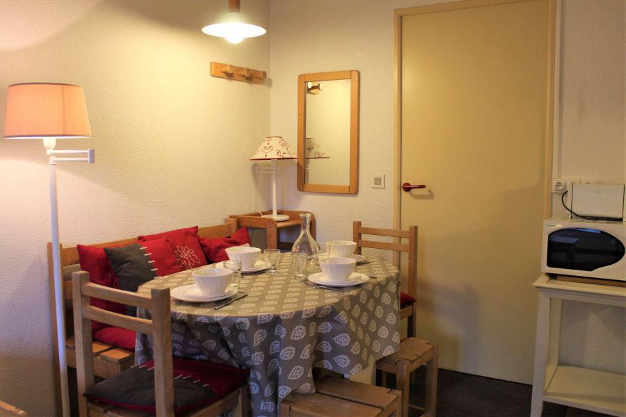 Rent in ski resort Studio sleeping corner 4 people (665) - Résidence l'Eyssina - Vars - Bunk beds
