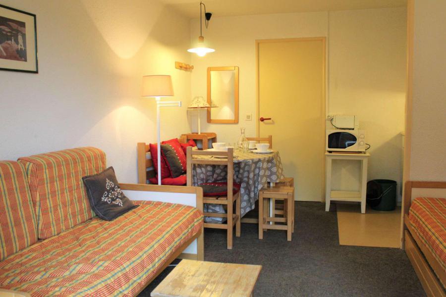 Rent in ski resort Studio sleeping corner 4 people (665) - Résidence l'Eyssina - Vars - Kitchen