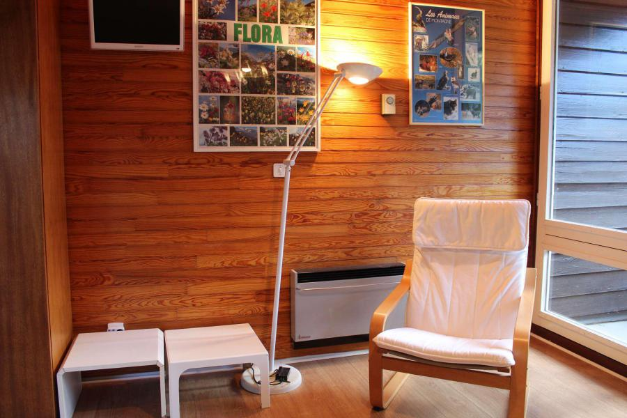 Rent in ski resort Studio sleeping corner 4 people (401) - Résidence l'Olan - Vars - Bench seat