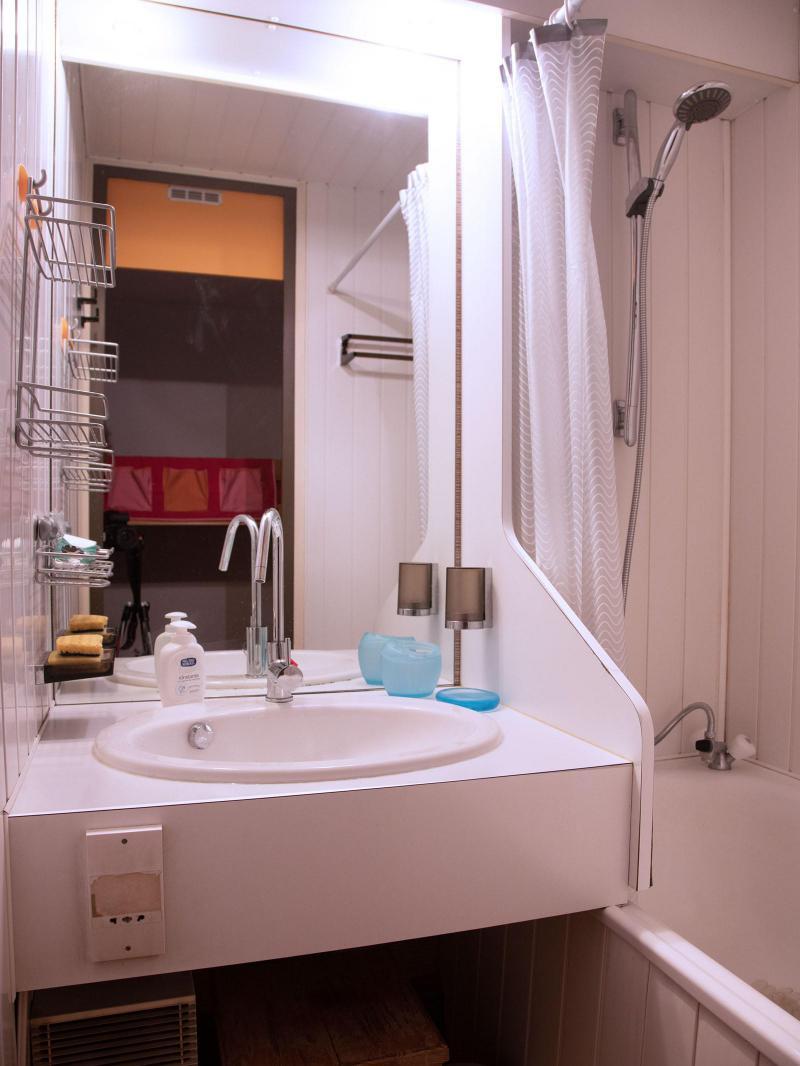 Аренда на лыжном курорте Квартира студия со спальней для 4 чел. (322) - Résidence Lauzet - Vars