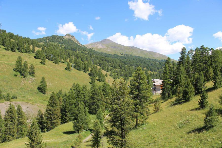 Аренда на лыжном курорте Квартира студия со спальней для 3 чел. (413) - Résidence Lauzet - Vars