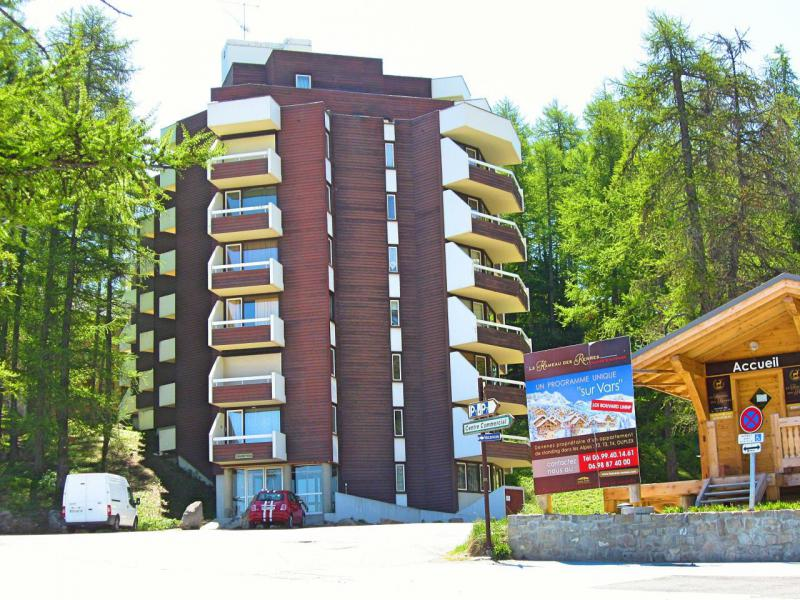 Location au ski Residence Le Chambeyron - Vars