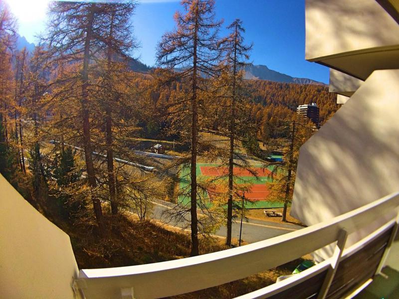 Rent in ski resort Studio cabin 4 people (506) - Résidence le Chambeyron - Vars