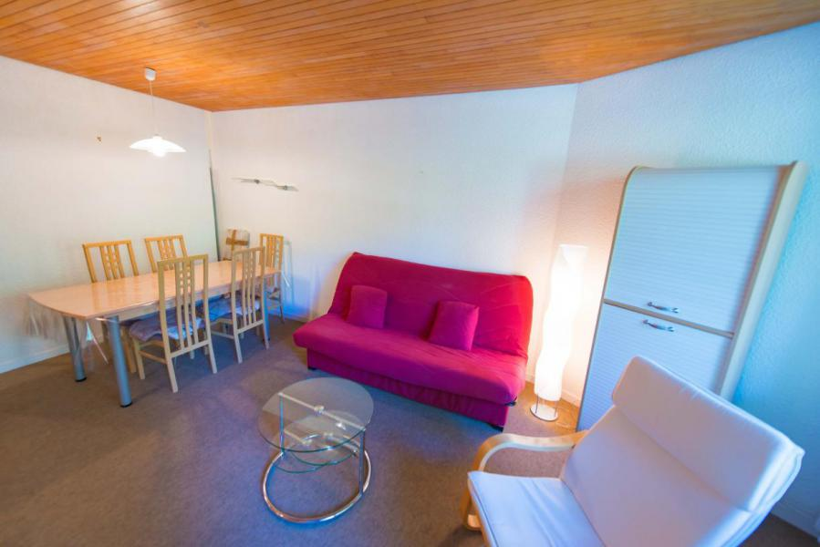 Location au ski Studio coin montagne 4 personnes (508) - Residence Le Chambeyron - Vars - Canapé-lit