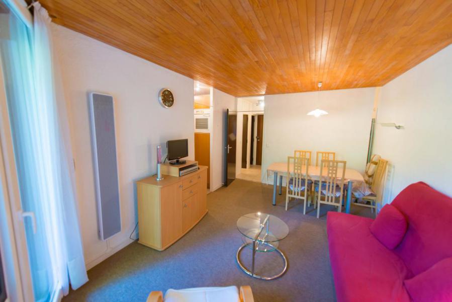 Location au ski Studio coin montagne 4 personnes (508) - Residence Le Chambeyron - Vars - Séjour