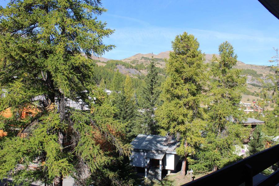 Location au ski Studio 2 personnes (012) - Résidence le Dom Medi - Vars