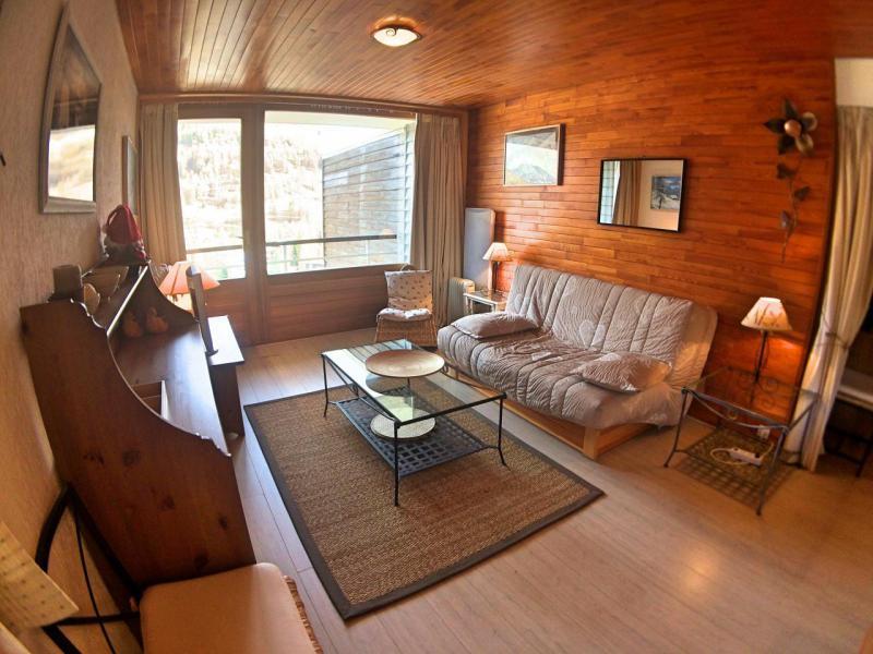 Location au ski Studio coin montagne 4 personnes (907) - Residence Le Luberon - Vars