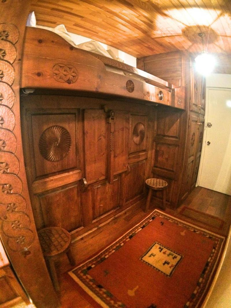 Location au ski Studio coin nuit 5 personnes (LUB101) - Residence Le Luberon - Vars