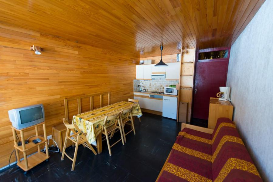 Rent in ski resort Studio cabin 4 people (204) - Résidence le Lubéron - Vars