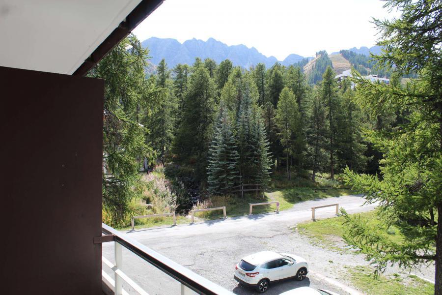 Location au ski Studio 2 personnes (201) - Résidence le Mélèzen - Vars