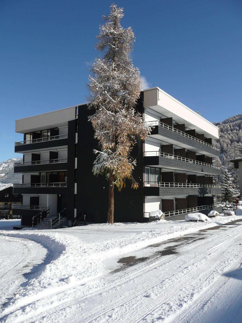 Location au ski Résidence le Mélèzen - Vars