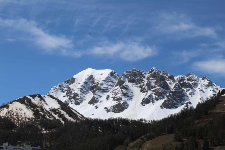 Wakacje w górach Résidence le Schuss - Vars - Zima na zewnątrz