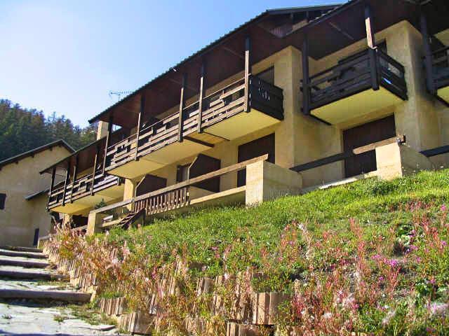 Location au ski Studio mezzanine 4 personnes (214) - Residence Les Alpages - Vars