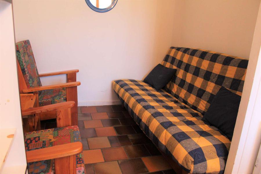 Wakacje w górach Apartament 2 pokojowy 5 osób (006) - Résidence les Chabrières - Vars - Zima na zewnątrz