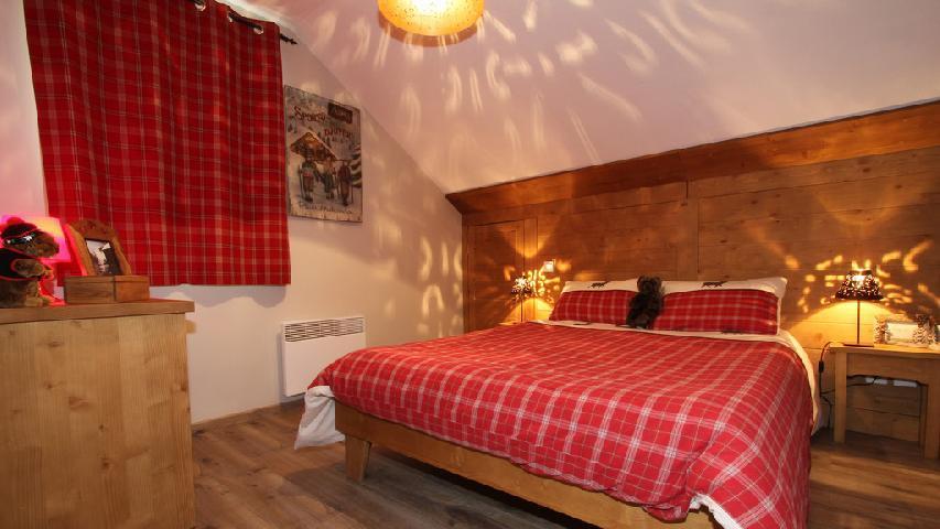 Alquiler al esquí Apartamento 2-3 piezas duplex para 6 personas (002) - Résidence les Chalets des Rennes - Vars - Apartamento
