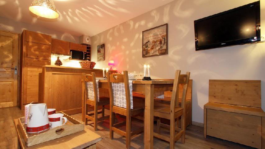 Location au ski Appartement duplex 2-3 pièces 6 personnes (002) - Résidence les Chalets des Rennes - Vars - Appartement