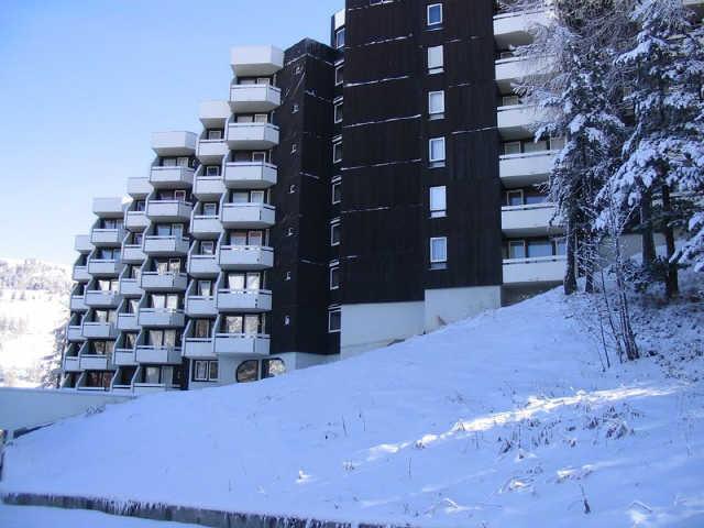 Location au ski Residence Les Fibieres - Vars