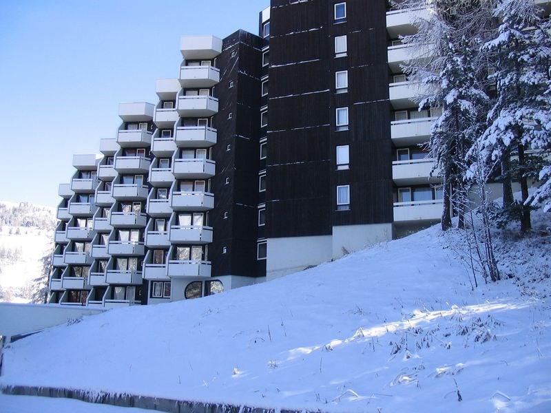 Location au ski Appartement 2 pièces 6 personnes (731) - Résidence les Fibières - Vars