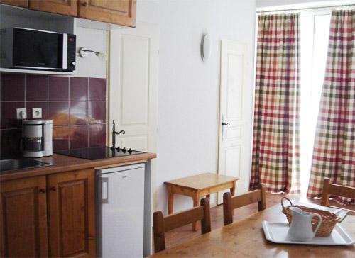 Location au ski Résidence Les Myrtilles - Vars - Appartement