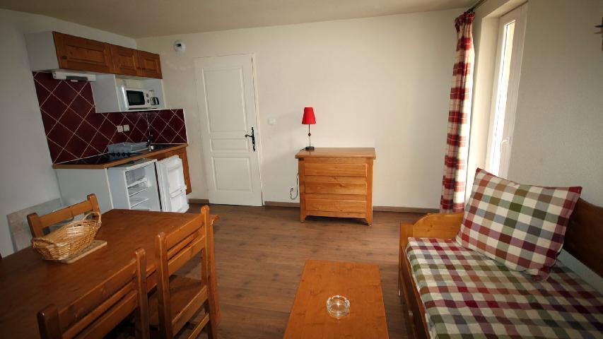 Location au ski Appartement 2 pièces 4 personnes - Résidence Les Myrtilles - Vars - Appartement