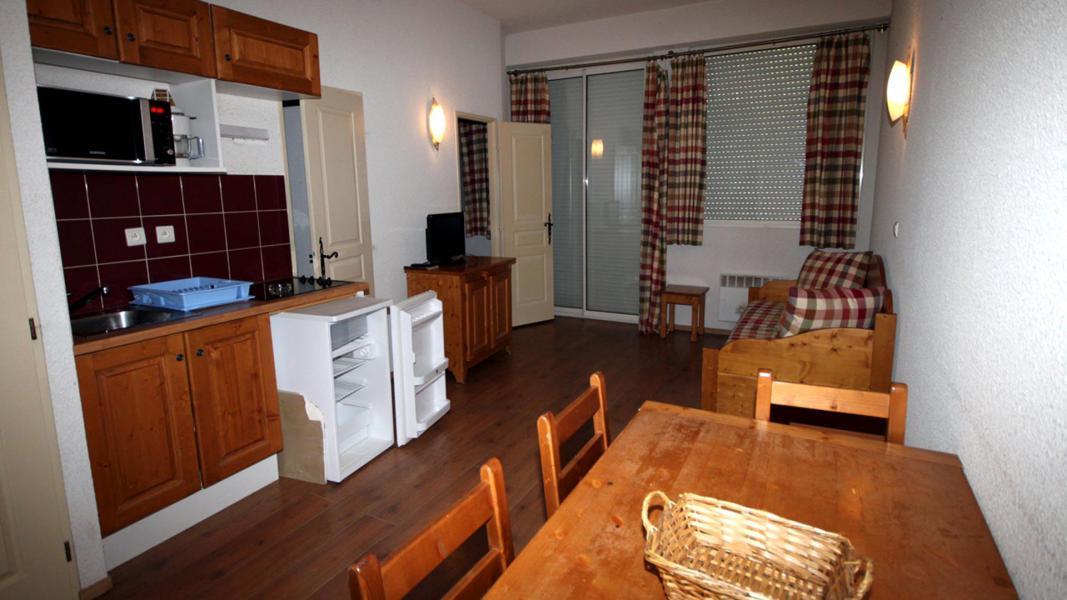 Location au ski Appartement 2 pièces coin montagne 6 personnes - Résidence Les Myrtilles - Vars - Appartement