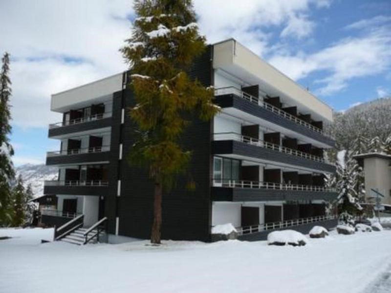 Wakacje w górach Apartament 2 pokojowy 6 osób (36) - Résidence Mélèzen - Vars - Zima na zewnątrz
