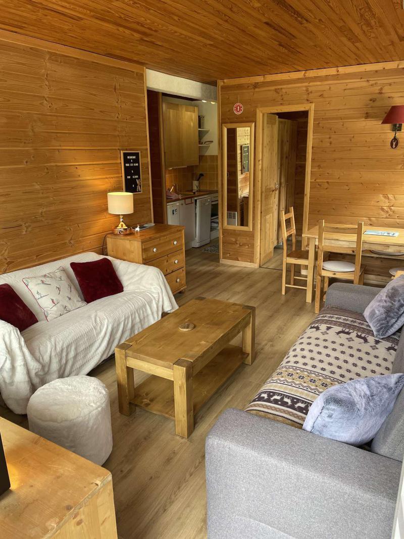 Аренда на лыжном курорте Апартаменты 2 комнат 5 чел. (280) - Résidence Oustagno - Vars
