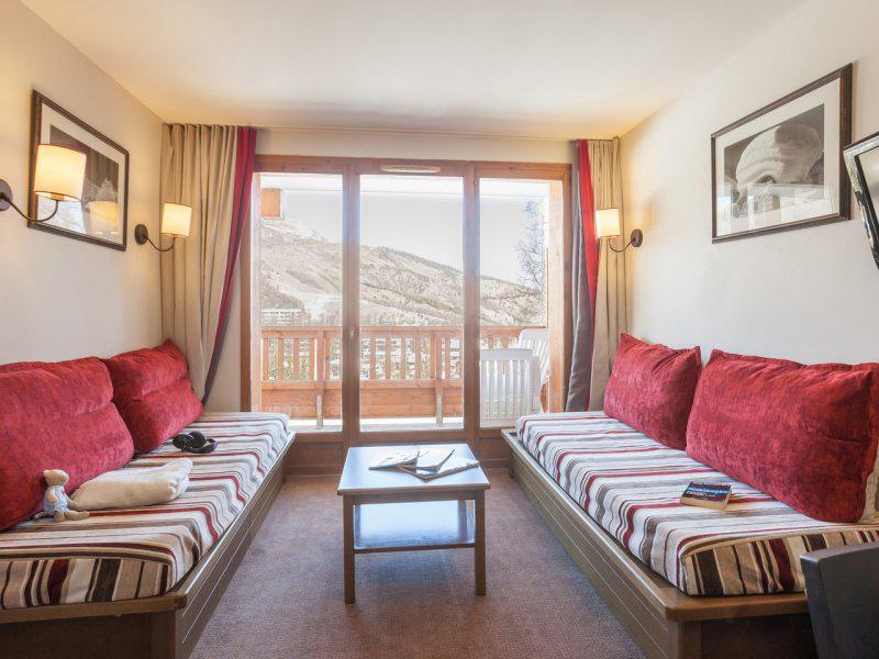Location au ski Studio 4 personnes - Résidence Pierre & Vacances l'Albane - Vars