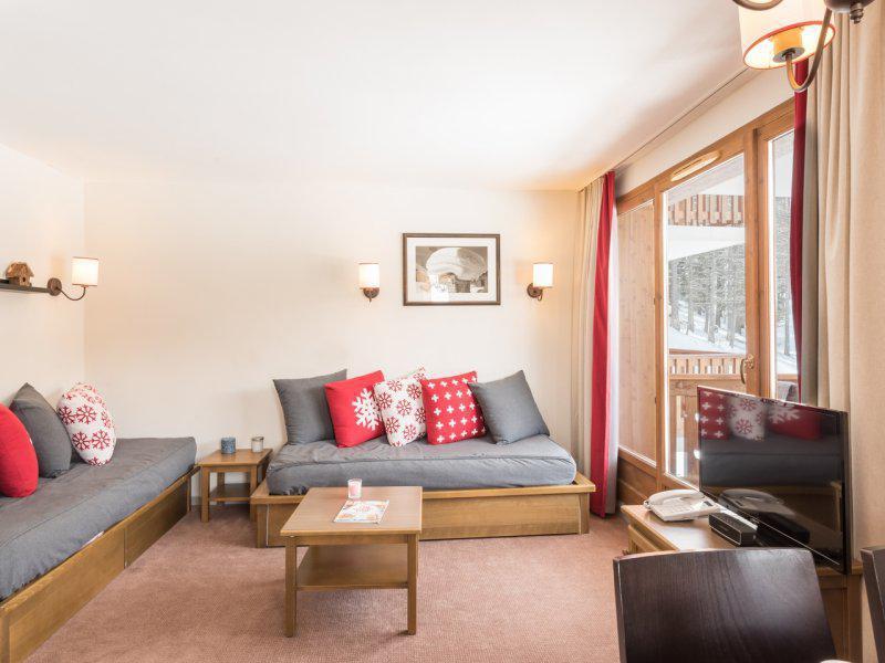 Location au ski Appartement 2 pièces 5 personnes (25) - Résidence Pierre & Vacances l'Albane - Vars