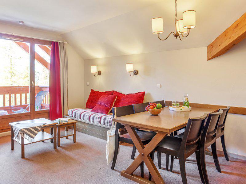 Location au ski Appartement 3 pièces 5-7 personnes - Résidence Pierre & Vacances l'Albane - Vars