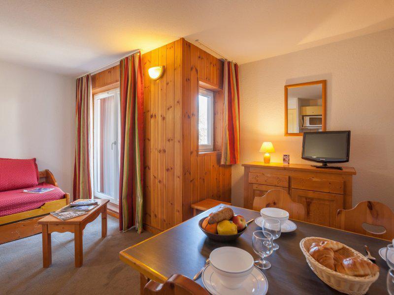 Location au ski Studio 2 personnes - Résidence Pierre & Vacances Pic de Chabrières - Vars
