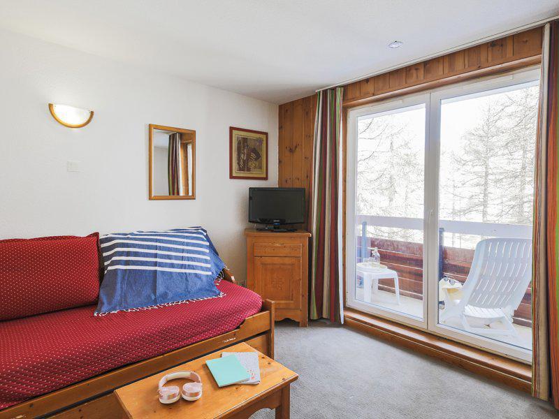 Location au ski Studio cabine 2-4 personnes - Résidence Pierre & Vacances Pic de Chabrières - Vars