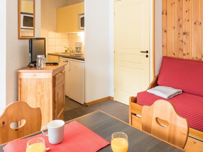 Location au ski Appartement 2 pièces 4-6 personnes - Résidence Pierre & Vacances Pic de Chabrières - Vars