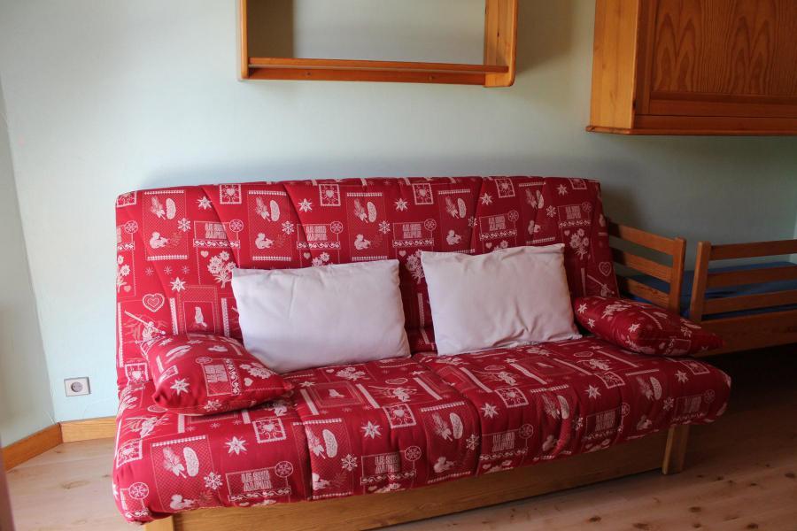 Location au ski Studio 2 personnes (401) - Résidence Ski Soleil - Vars - Kitchenette