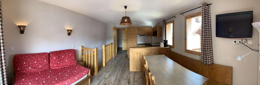Location au ski Appartement 5 pièces 8 personnes (210) - Chalets des Rennes - Vars