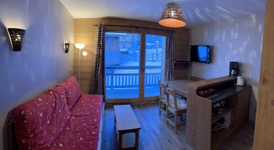 Location au ski Appartement 2 pièces 4 personnes (60) - Chalets des Rennes - Vars - Canapé-lit