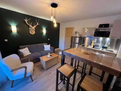 Location au ski Appartement 2 pièces 4 personnes (85) - Chalets des Rennes - Vars - Baignoire