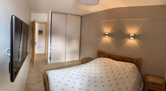 Location au ski Appartement 3 pièces 6 personnes (55) - Chalets des Rennes - Vars - Chambre