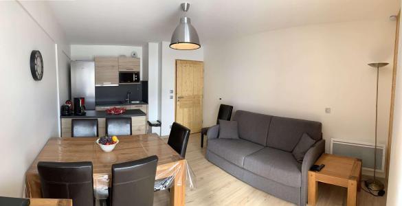 Location au ski Appartement 3 pièces 6 personnes (55) - Chalets des Rennes - Vars - Kitchenette