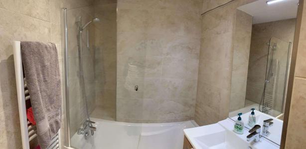 Location au ski Appartement 3 pièces 6 personnes (55) - Chalets des Rennes - Vars - Salle de bains
