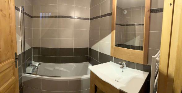Location au ski Appartement 4 pièces 8 personnes (210) - Chalets des Rennes - Vars - Salle de bains
