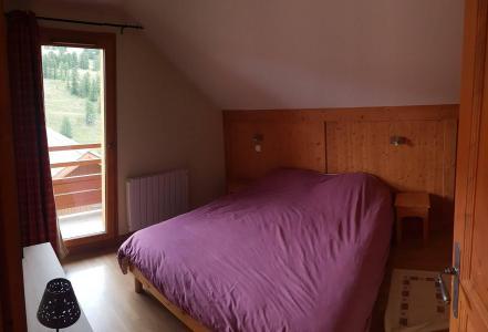 Location au ski Appartement duplex 3 pièces 7 personnes (77) - Chalets des Rennes - Vars - Chambre